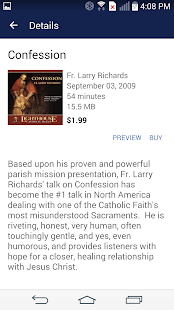 Catholic Study Bible App – Miniaturansicht des Screenshots