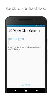 Poker Chip Counter - náhled