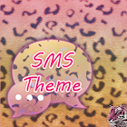 Panther Theme GO SMS icon