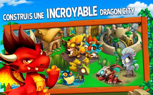 Dragon City Capture d'écran
