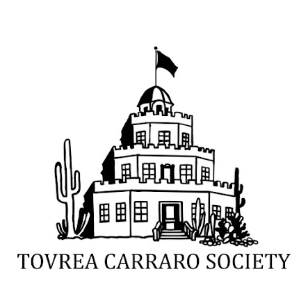 Tovrea Carraro Society (TCS)  manages and operates Tovrea Castle at Carraro Heights, providing a unique experience for Guests while preserving, maintaining and restoring its historic structures, gardens and grounds, in partnership with the City of Phoenix.
