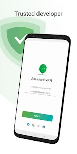 AdGuard VPN Premium Apk [Premium Features Unlocked] 4