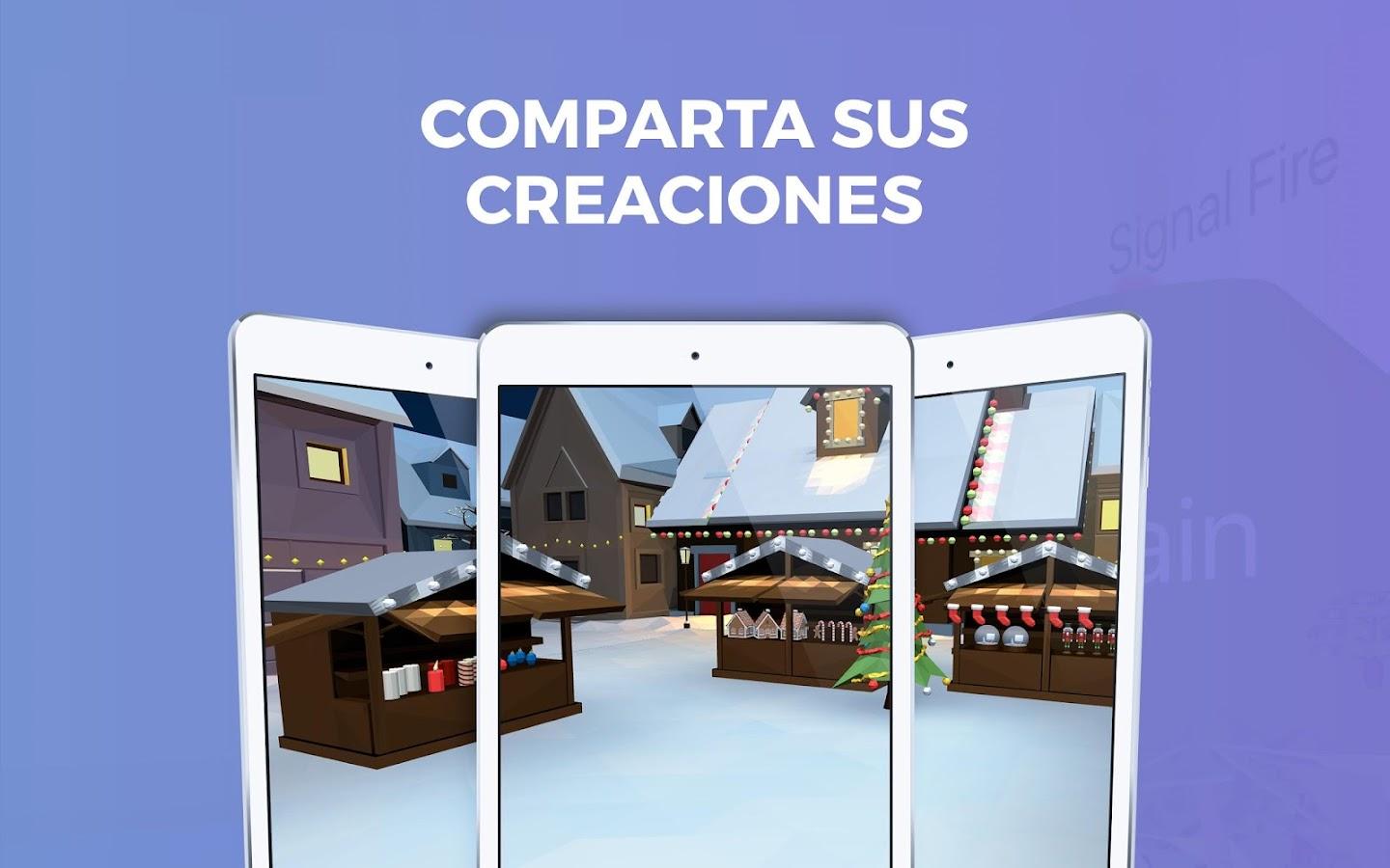 CoSpaces – Haga su proprio RV: captura de pantalla