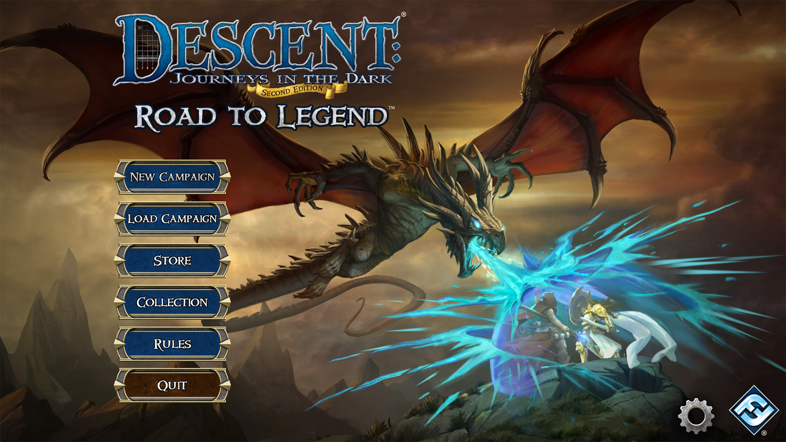 Road to Legend- screenshot