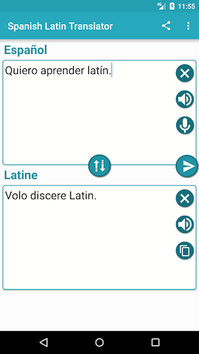 Spanish Latin Translator 1.1 screenshots 1