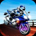 Highway Traffic Rider - 3D Bike Racing icon