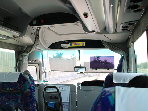 西武観光バス「関越高速バス」大宮・川越~長岡・新潟系統 1761 車窓_01