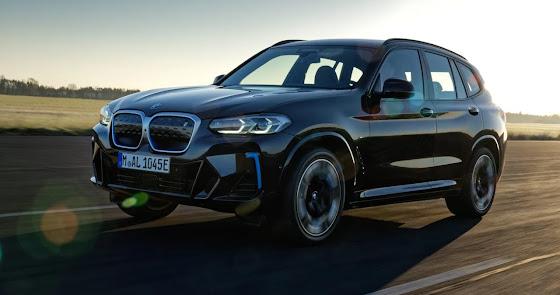 Automotor Costa renueva el BMW iX3