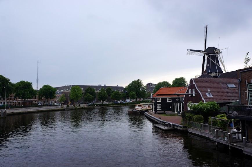 Molen de Adriaan, Haarlem, Holland (2014)