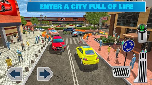 Multi Level Car Parking Games 3.2 screenshots 1