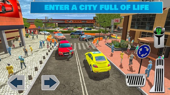 Multi Level Car Parking Games App Download For Android and iPhone 1