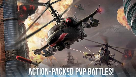 Modern War Choppers: Wargame Shooter PvP Warfare 0.0.5