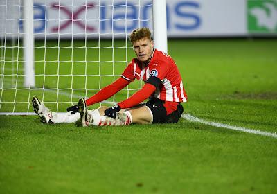 """19-jarige landgenoot debuteert bij PSV maar is kritisch: """"Ik baal van mijn wedstrijd"""""""