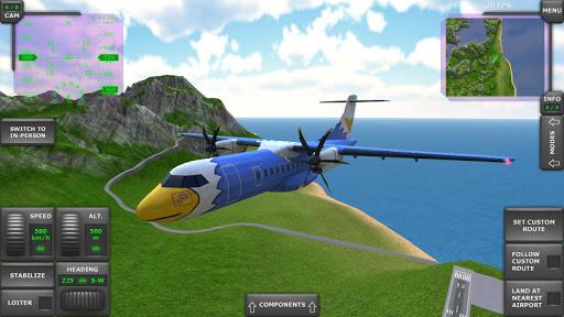 Turboprop Flight Simulator 3D 1.24 screenshots 7
