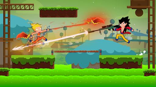 Stickman Dragon Fight - Supreme Stickman Warriors 1.0.12 screenshots 13