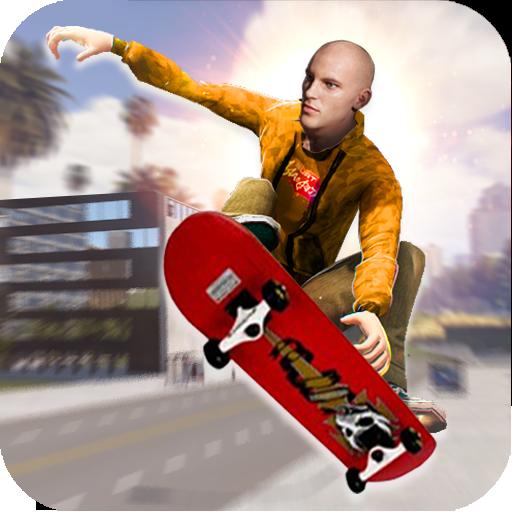 Skateboarding Game 3D
