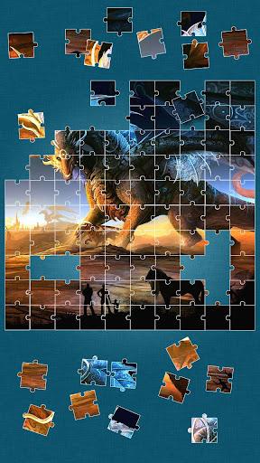 Dragon Jigsaw Puzzle Game screenshot 4