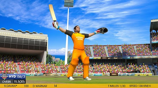 Real World Cricket 20: Cricket Games Apk  Download For Android 4