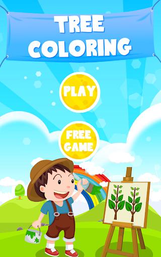 玩免費休閒APP|下載樹著色遊戲 app不用錢|硬是要APP