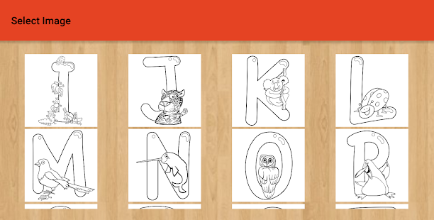 How To Mod Alphabet Coloring Pages 121 Unlimited Apk For