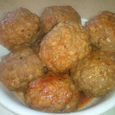 CHEATER MEATBALLS Recipe