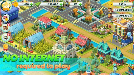 Town City MOD (Unlimited Shopping) 5