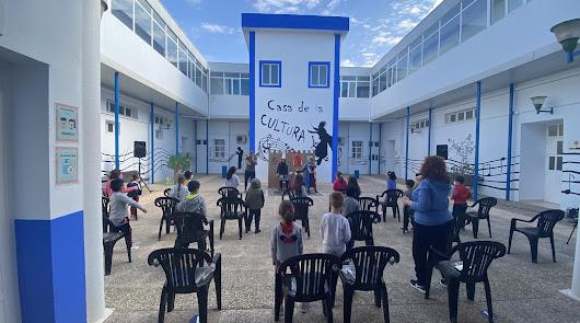 Gira del Cuentacuentos de 'La princesa rebelde' en Centros Educativos de Pulpí
