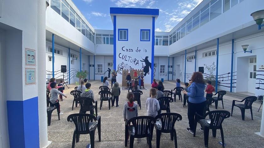 Cuentacuentos Casa de la Cultura de Pulpí.