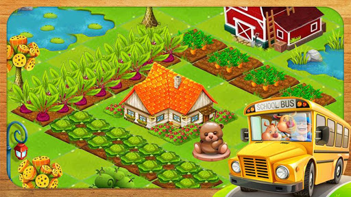 Code Triche Farm School mod apk screenshots 3