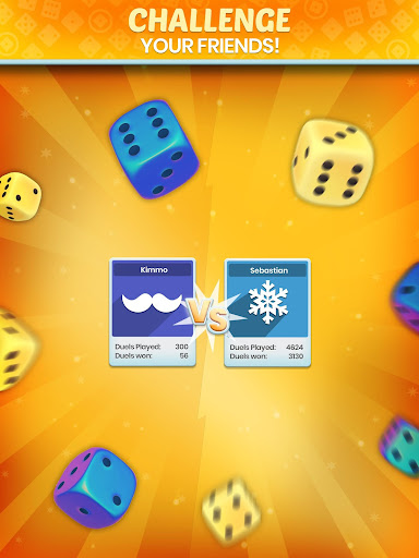 Golden Roll: The Yatzy Dice Game modavailable screenshots 12