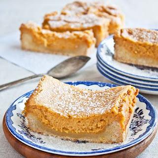 Pumpkin Gooey Butter Cake {+ an annoucement}