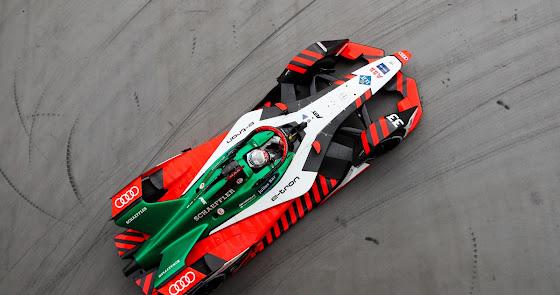Audi se despidede  la Fórmula E con opciones en los dos campeonatos