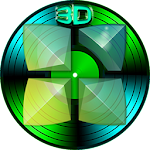 Next Launcher 3D Theme ClubMix Icon