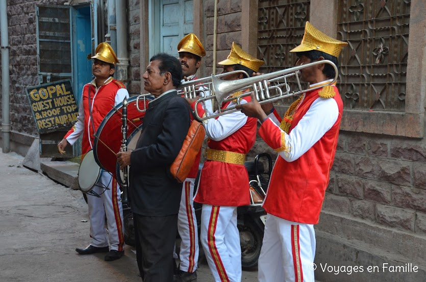 Jodhpur, mariage