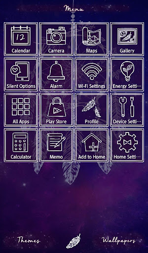 Wallpaper Galaxy Dream Theme 1.0.0 Windows u7528 2