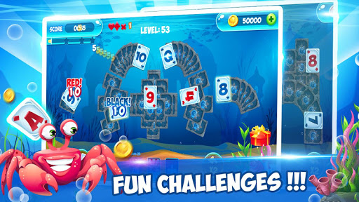 Fish Solitaireu2122 screenshots 4