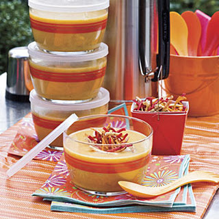 Tex-Mex Butternut Bisque