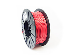 Red PRO Series Nylon Filament - 3.00mm (0.75kg)