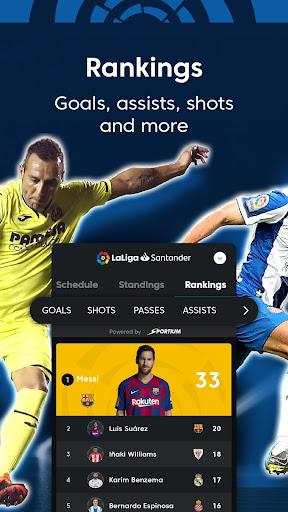 La Liga - Live Soccer Scores, Goals, Stats & News Screenshots 6
