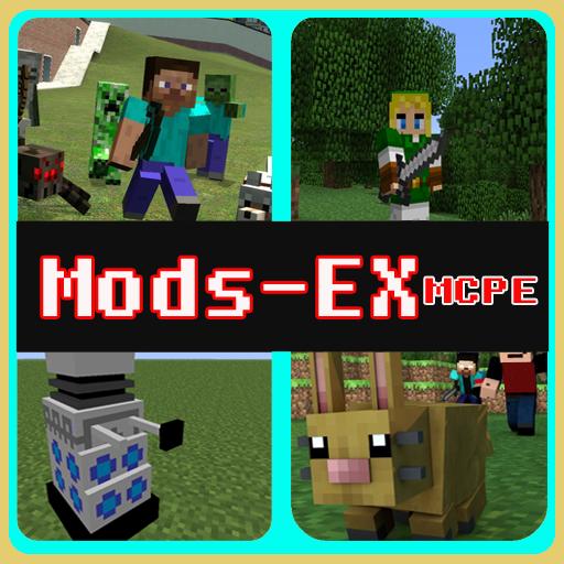 Mods For MCPE - EX