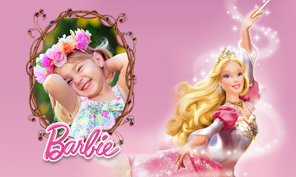 Download Barbie Doll Photo Frames by Kinny Studio APK latest version ...