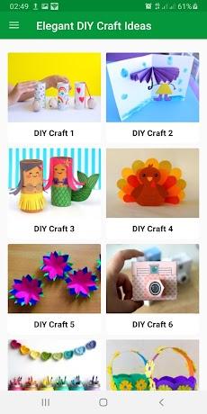 Elegant DIY Craft Ideas Offlineのおすすめ画像1
