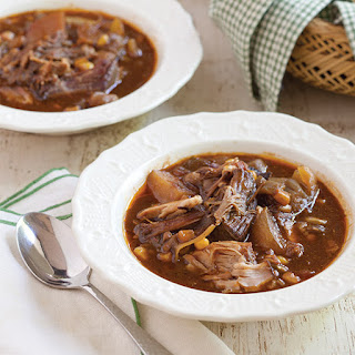 Slow-Cooker Brunswick Stew.