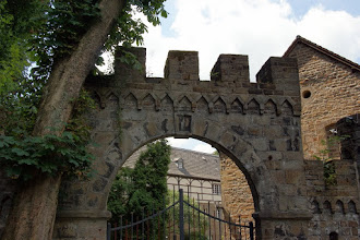 Photo: Eingang (verschlossen)
