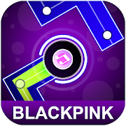 BLACKPINK Dancing Line: KPOP Dance Line Tiles Game