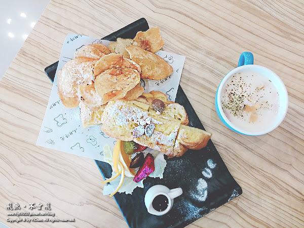 AM時光早午餐,仁武美味早午餐美式工業風設計