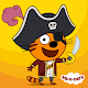 Kid-E-Cats: Pirate treasures. Adventure for kids