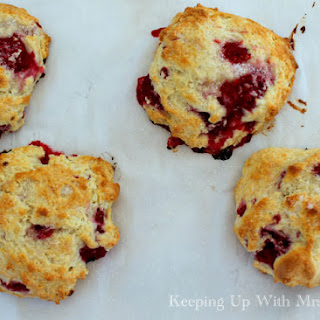 Quick & Easy Scones