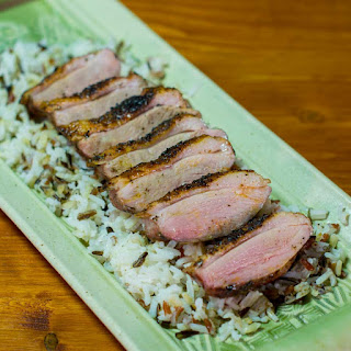 Smoked Duck Breasts.