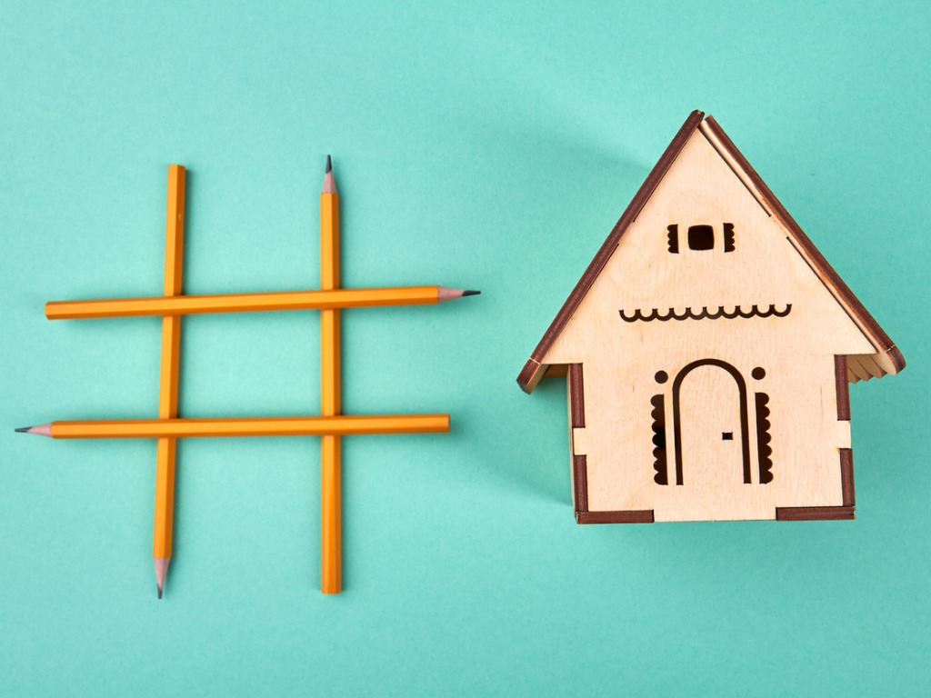hashtag for real estate